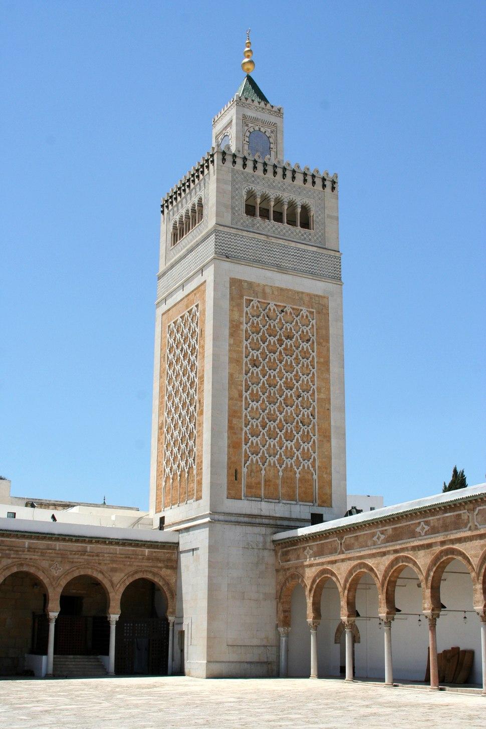 Mosquée Zitouna Kassus