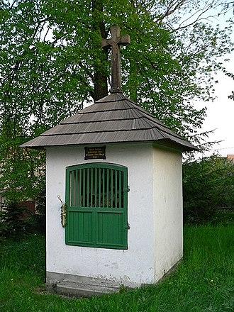 Mosty u Českého Těšína - Swedish chapel from the mid-17th century