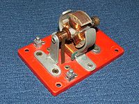 Silnik komutatorowy