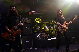 Motörhead in May 2005