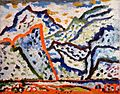 Mountains 1989 Canvas, oil painting. 70 x 56.jpg