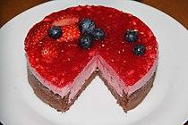 Matzo Mousse Cake