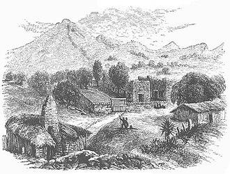 John Ross Browne - Mowry, Arizona in 1864 by J. Ross Browne.