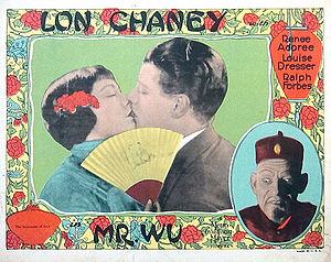 Mr. Wu - Lobby card