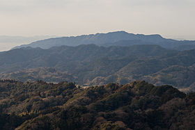 Mt.Nokogiri from Mt.Iyogatake 01.jpg