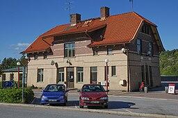 Munkedals jernbanestation
