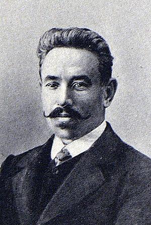Matvei Muranov - Image: Muranov MK