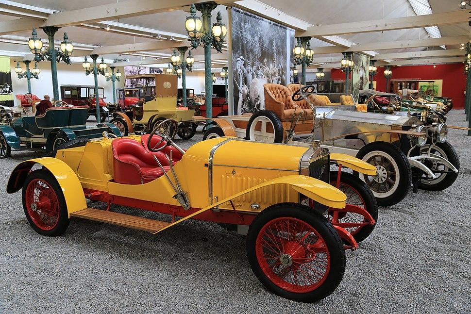 Musée de l'automobile - Mulhouse - Hispano Suiza - BH5A5820 (16646659582)