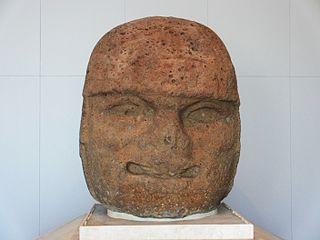 monument 2 de La Venta
