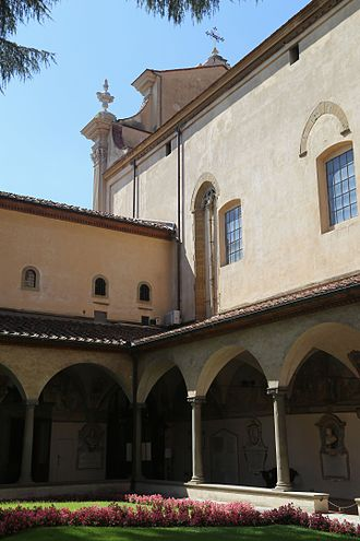 Michelozzo - San Marco in Florence
