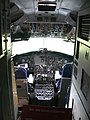 Museum of Flight BAC 111-510ED One-Eleven cockpit.jpg