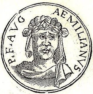 Lucius Mussius Aemilianus Usurper of the Roman Empire
