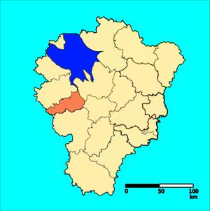 Myshkinsky District - Image: Myshkinsky District, Yaraslavl