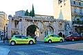 Nîmes La porte Auguste.JPG