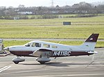 N411BC Piper Archer 28 Southern Aircraft Consultancy Inc Trustee (34971850380).jpg