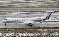 N546QS - GLF5 - Kyrgyz International Airlines
