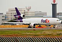 N572FE - MD11 - FedEx