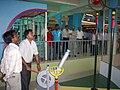 NCSM Dignitaries Visiting Dynamotion Hall - Science City - Kolkata 2006-07-04 04745.JPG