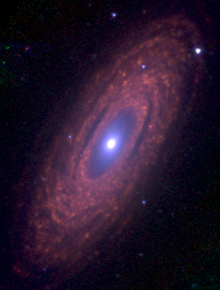 NGC2841 3.6 5.8 8.0 microns spitzer.png