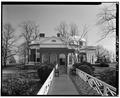 NORTH FACADE (ELEVATION) - Monticello, State Route 53 vicinity, Charlottesville, Charlottesville, VA HABS VA,2-CHAR.V,1-17.tif