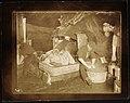 """NPRA437. Roald Amundsen vasker klær om bord i """"Maud"""" - Roald Amundsen doing laundry aboard the """"Maud"""" (16911137910).jpg"""