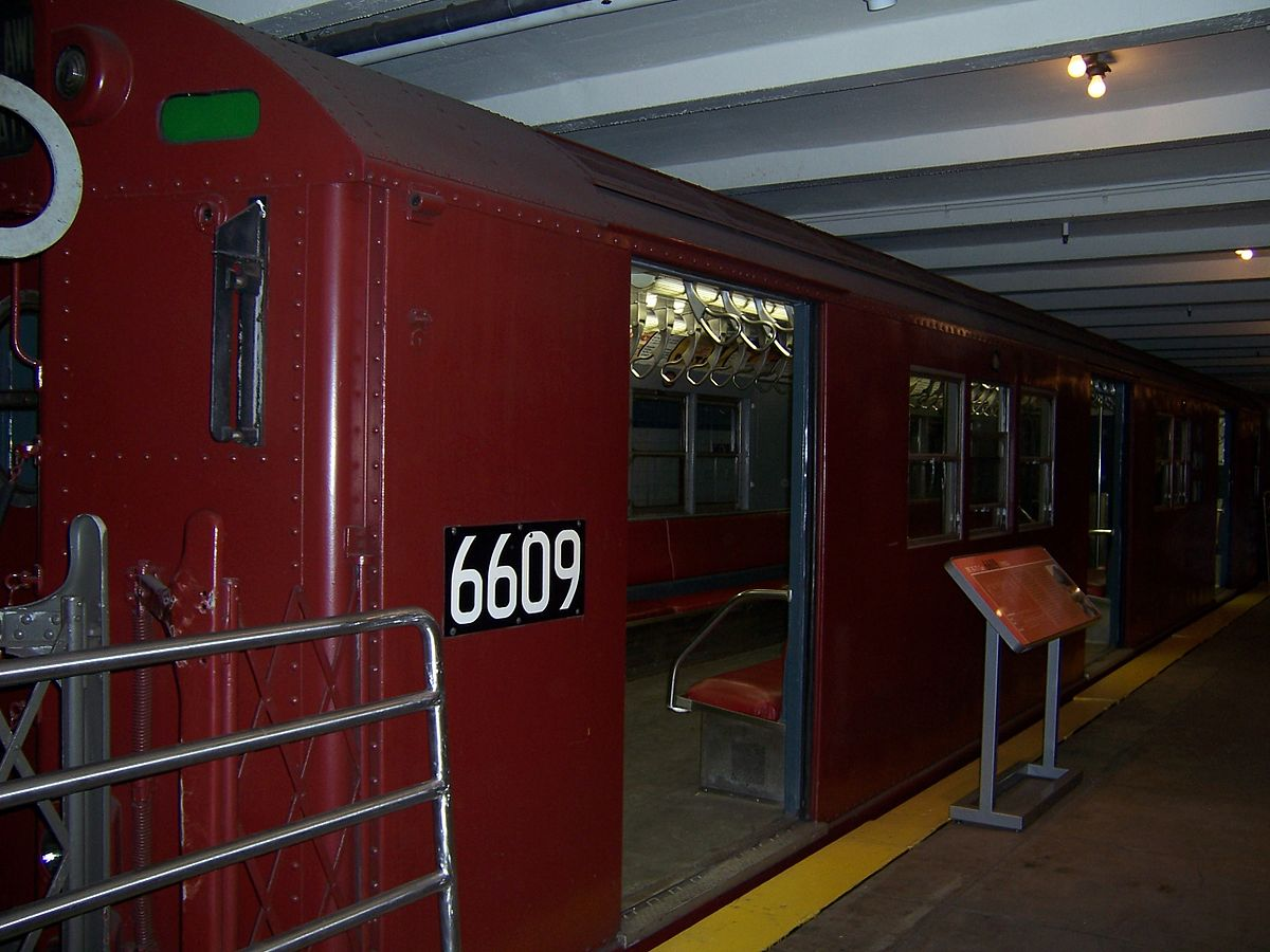 R17 New York City Subway Car Wikipedia