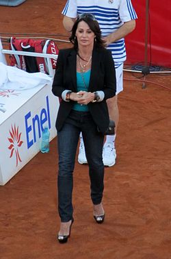 Nadia Comăneci at the 2012 BRD Năstase Țiriac Trophy.jpg