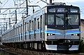 Nagoya Municipal Subway N3000 series N3108H Express 20190827.jpg