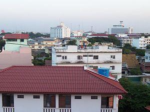 Nakhon Sawan - Image: Nakhonsawan town 2