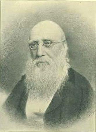 Napoléon Aubin - A portrait of Napoléon Aubin from the archives of the city of Montreal