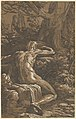 Narcissus (Man Seated Seen from the Back) MET DP837454.jpg