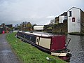 Narrowboat on the Leeds and Liverpool Canal, Clayton-le-Moors, Lancashire.jpg