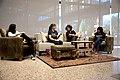 Natalie Diaz, Sandra Cisneros, Rita Dove & Joy Harjo (23929703557).jpg
