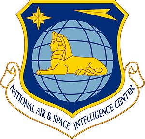 National Air and Space Intelligence Center - Image: National Air and Space Intelligence Center (seal)