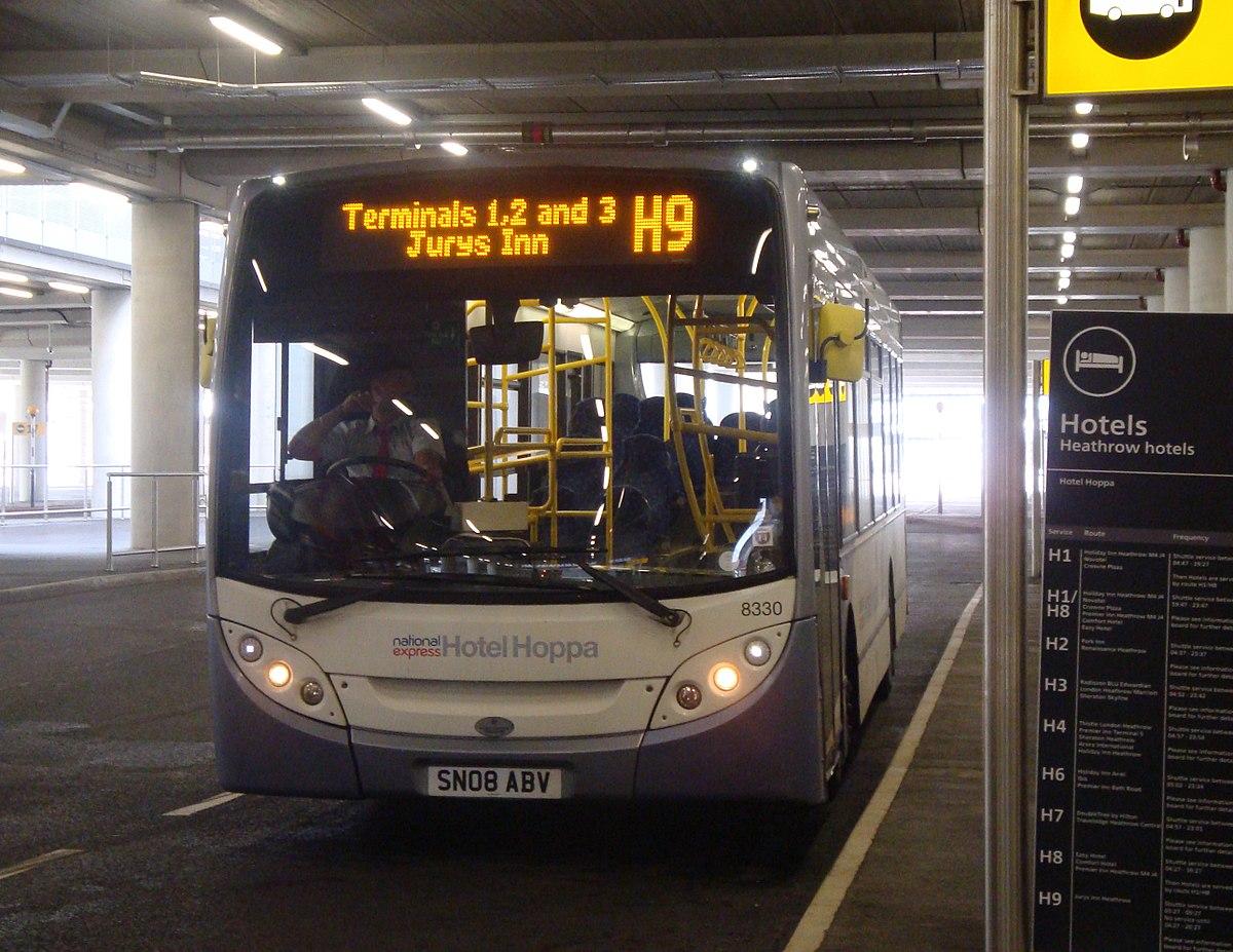 Hotels Near Heathrow Airport With Shuttle Bus