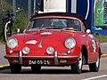 Nationale oldtimerdag Zandvoort 2010, 1963 PORSCHE 356B, DM-05-25.JPG