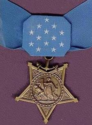 Medal of Honor - Navy version