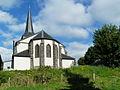 Nebouzat l'église dédiée à saint Georges.jpg