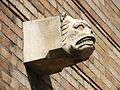 Neighbors of Woodcraft Building gargoyle detail - Portland Oregon.jpg