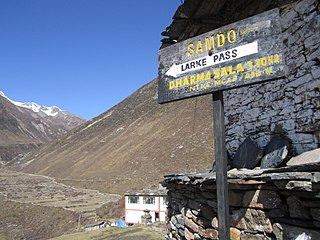 Great Himalaya Trail A long-distance hiking trail
