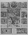Neptune calming the tempest which Aeolus raised against Aeneas' fleet from Book I of the Aeneid MET MM38358.jpg