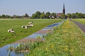 Zoeterwoude - Image: Netherlands, Zoeterwoude Zuidbuurt (3), Westbroekpolder