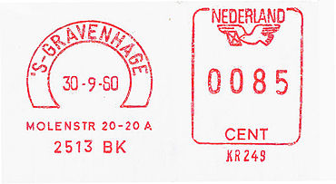 Netherlands stamp type D3.jpg