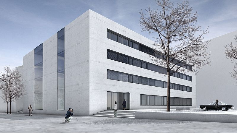 File:Neues Gebäude HFT.JPG
