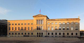 museum in Berlin, Germany