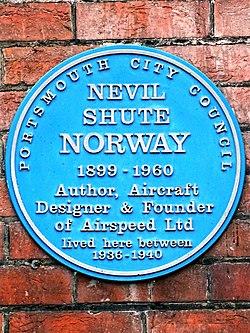 Nevil shute norway (portsmouth city)