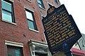 New Century Guild Historical Marker 1307 Locust St Philadelphia PA (DSC 3225).jpg