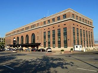 Union Station (New Haven) - New Haven Union Station in September 2018