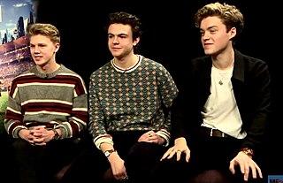 New Hope Club British pop band