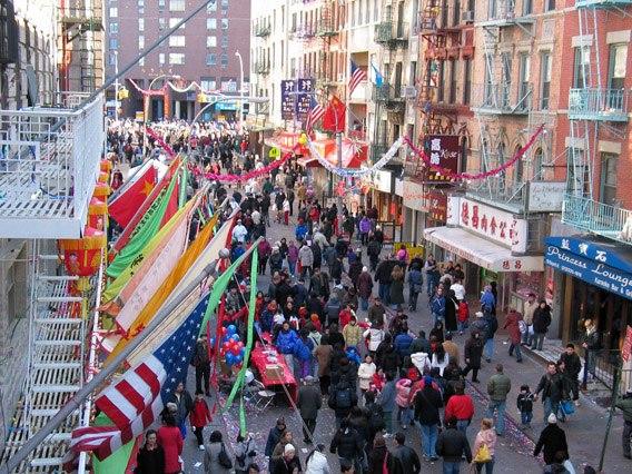 New York City Chinatown Celebration 005